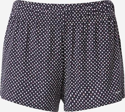 Tommy Hilfiger Underwear Pyjamasbyxa i mörkblå / pärlvit, Produktvy