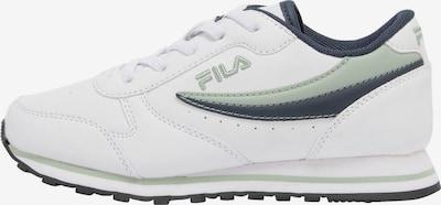 FILA Sneaker in grau / mint / weiß, Produktansicht