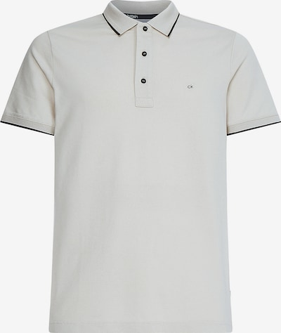 Calvin Klein Shirt in de kleur Lichtgrijs, Productweergave