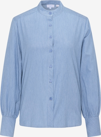 usha BLUE LABEL Blouse in Blue