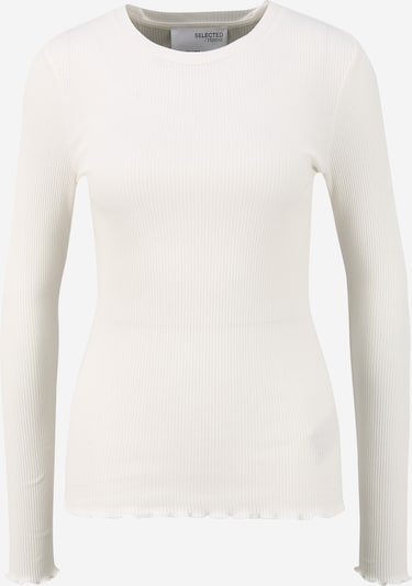 Selected Femme Tall Shirt 'ANNA' in de kleur Wit, Productweergave