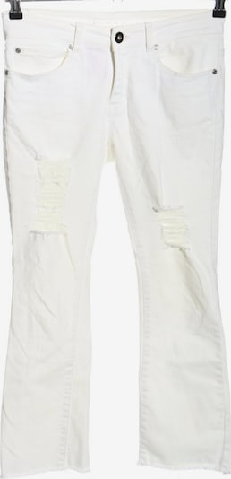 Lesara 7/8 Jeans in 29 in weiß, Produktansicht