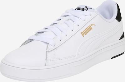 PUMA Sneaker 'Smash Pro' in gold / schwarz / weiß, Produktansicht