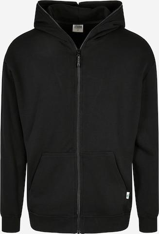 Sweat-shirt Urban Classics en noir