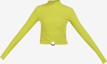 myMo ATHLSR Performance Shirt in Yellow