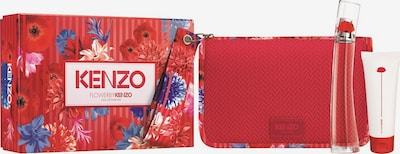 KENZO Set 'FLOWER BY KENZO' in Fire red / Transparent, Item view