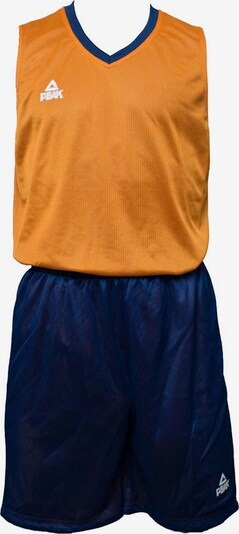 PEAK Basketball Wende-Set in blau / orange, Produktansicht