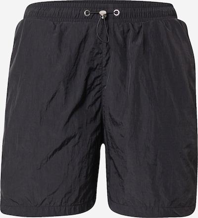 Pantaloni Urban Classics pe negru, Vizualizare produs