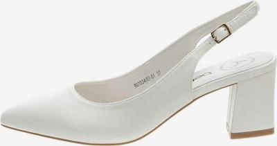 BETSY Sandaletten in weiß, Produktansicht