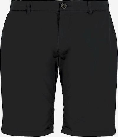TOM TAILOR Men + Chino in de kleur Zwart, Productweergave