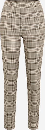 OBJECT Tall Bikses 'LISA', krāsa - krēmkrāsas / tumši brūns / balts, Preces skats