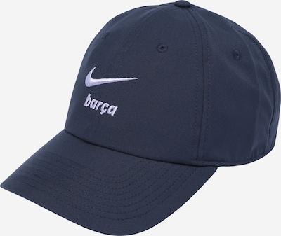 NIKE Sportska šilterica 'FC Barcelona Heritage86' u mornarsko plava / bijela, Pregled proizvoda