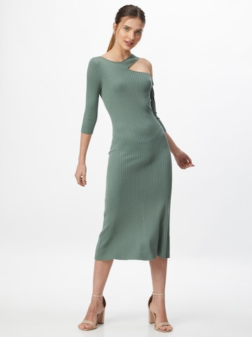 PATRIZIA PEPE Knitted dress in Green