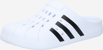 ADIDAS PERFORMANCE Clogs in schwarz / weiß, Produktansicht