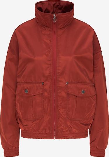 DreiMaster Vintage Jacke in rostrot, Produktansicht