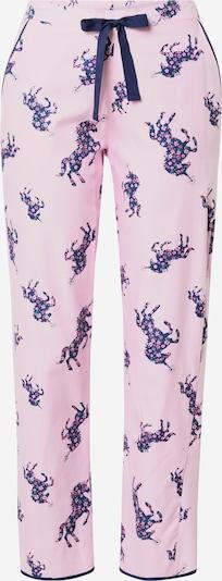 Cyberjammies Pyjamahose 'Ariana' in blau / türkis / rosa, Produktansicht