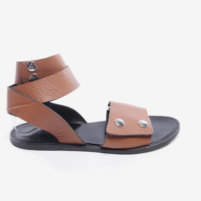 Rebecca Minkoff Sandals & High-Heeled Sandals in 40 in Cognac, Item view