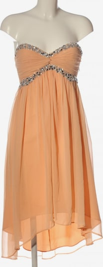NLY Trend Vokuhila-Kleid in XS in nude / silber, Produktansicht