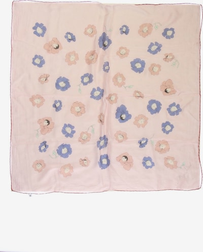 MOSCHINO Scarf & Wrap in One size in Blue denim / Pink / Bordeaux, Item view