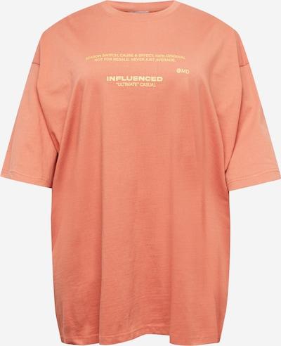 Public Desire Curve Vestido en oro / naranja, Vista del producto