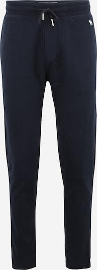 Abercrombie & Fitch Pyžamové kalhoty - tmavě modrá / bílá, Produkt