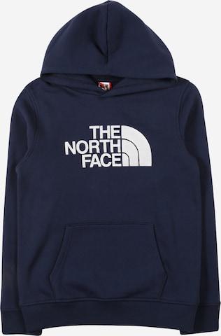 THE NORTH FACE Sweatshirt in Blau