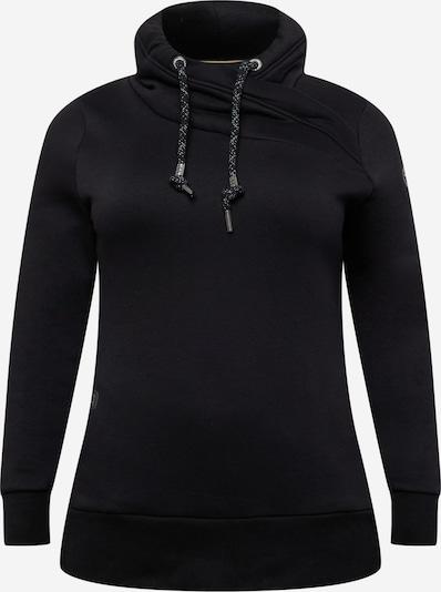 Ragwear Plus Sudadera 'NESKA' en negro, Vista del producto