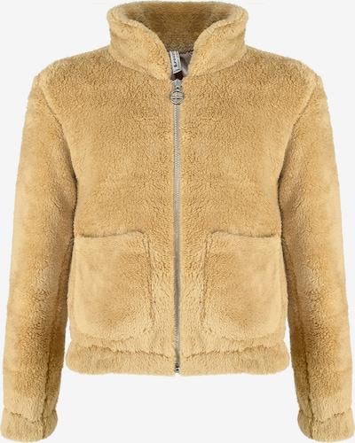 Jachetă  fleece BLUE EFFECT pe nisipiu, Vizualizare produs