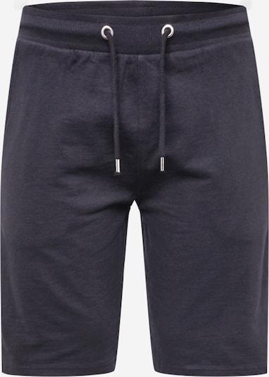 !Solid Pantalon 'Morgan' en noir / blanc, Vue avec produit