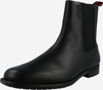 HUGO Chelsea Boots 'Kyron' in Black