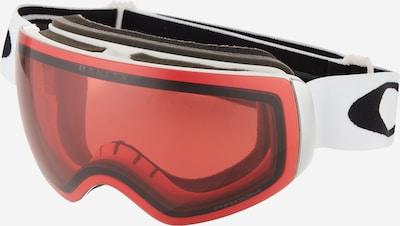 OAKLEY Okulary sportowe 'Flight Deck' w kolorze czerwony / czarny / białym, Podgląd produktu