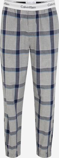 Calvin Klein Underwear Pyjamahousut värissä tummansininen / harmaa / roosa / valkoinen, Tuotenäkymä