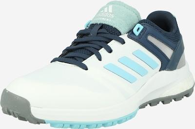 adidas Golf Sporta apavi kamuflāžas / tirkīza / balts, Preces skats