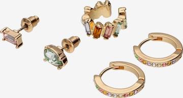 Parure de bijoux Six en mélange de couleurs