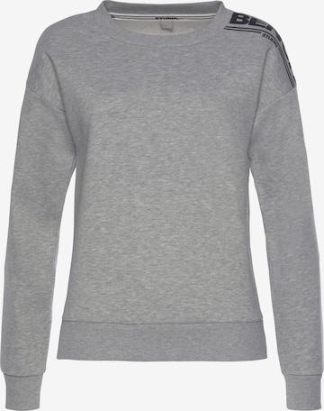 BENCH Sweatshirt in Grau