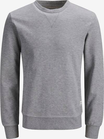 JACK & JONES Sportisks džemperis raibi pelēks, Preces skats