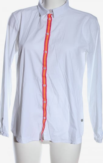Milano Italy Blouse & Tunic in M in Light orange / Pink / White, Item view