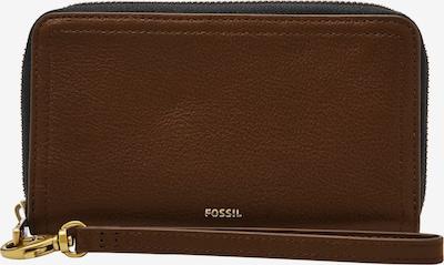 FOSSIL Geldbörse in braun, Produktansicht