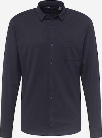 Esprit Collection Hemd in Schwarz
