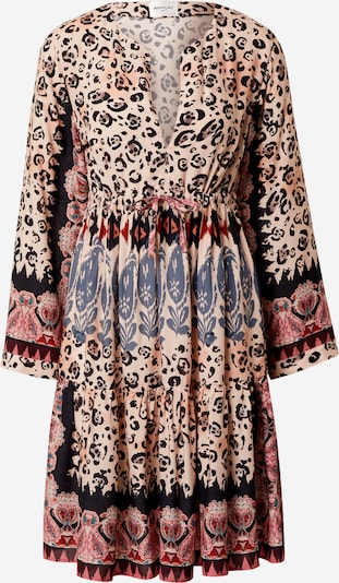 REPLAY Kleid in beige / mischfarben, Produktansicht