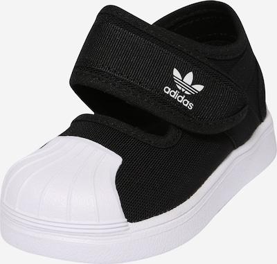 ADIDAS ORIGINALS Sandale 'Superstar 360' in schwarz / weiß, Produktansicht