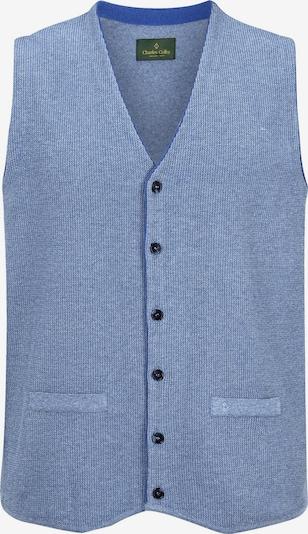 Charles Colby Bodywarmer 'Kevan' in de kleur Hemelsblauw, Productweergave