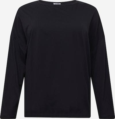 Cotton On Curve Shirt in schwarz, Produktansicht