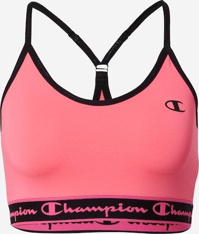Champion Authentic Athletic Apparel Sports bra in Pink / Black, Item view