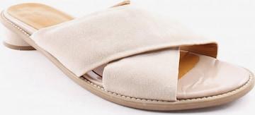 Won Hundred Sandals & High-Heeled Sandals in 40 in Beige