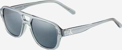 Calvin Klein Jeans Slnečné okuliare '21603S' - svetlosivá / čierna / biela, Produkt