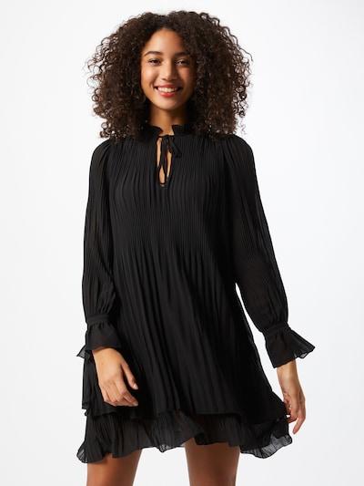 mbym Kleid 'Melinna  Blomma' in schwarz, Modelansicht