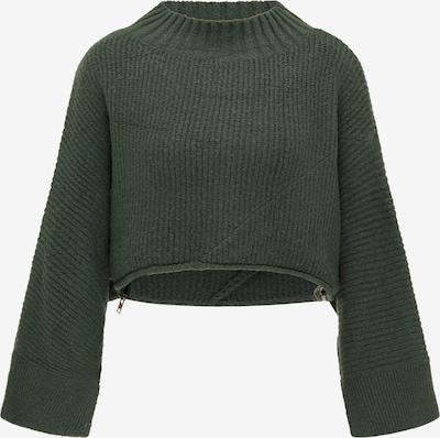 myMo ROCKS Pullover in grün, Produktansicht