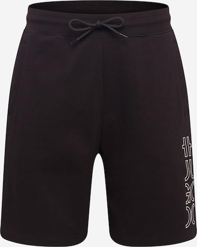 Pantaloni 'Doolio' HUGO pe negru, Vizualizare produs