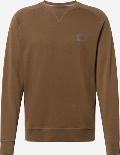 BOSS Casual Sportisks džemperis, krāsa - haki, Preces skats